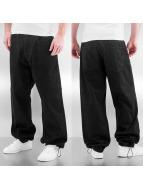 Dangerous DNGRS Baggy jeans Points svart