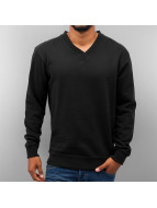 Basic V-Neck Sweatshirt ...