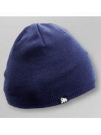 Dangerous DNGRS Beanie Plain Colour blue