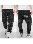 bicious Sweat Pants Blac...