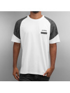 Dangerous DNGRS Camiseta Cirilo blanco