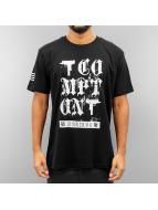 Dangerous DNGRS Camiseta Guns negro