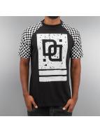 Dangerous DNGRS Camiseta Big Doubles D negro