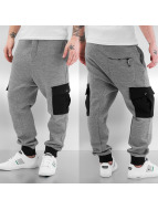 Cargo Sweat Pants Grey M...