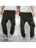 Cargo Sweat Pants Olive...