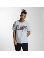 Danger T-Shirt Grey...