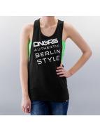 Dangerous DNGRS Débardeurs Berlin noir