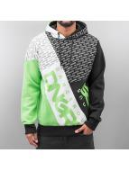 Dangerous DNGRS Felpa con cappuccio Logo verde
