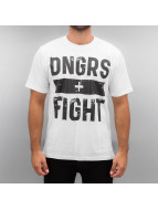 Fight T-Shirt White...