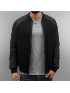 Dangerous DNGRS Giacca Mezza Stagione Quilted nero