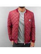 Dangerous DNGRS Giacca Mezza Stagione Quilt rosso