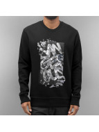 Graffiti Sweatshirt Blac...
