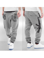 Gun II Sweat Pants Grey...