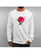Hard Core Sweatshirt Whi...