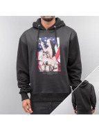 Dangerous DNGRS Hoodies Holy Crime & Cocaine čern