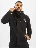 Dangerous DNGRS Hoodies con zip Halil nero