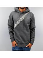 Dangerous DNGRS Hoody Side Zip grau