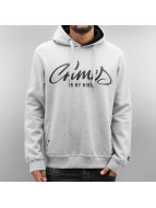 Dangerous DNGRS Hoody Crimes grau