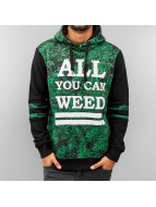 Dangerous DNGRS Hoody All You Can Weed schwarz