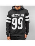 Dangerous DNGRS Hoody Brooklyn 99 zwart