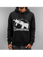 Dangerous DNGRS Hoody World Uzi zwart