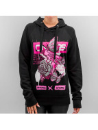 Dangerous DNGRS Hoody Creepy Animals zwart