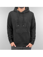 Dangerous DNGRS Hoody Capital zwart