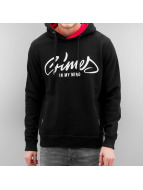 Dangerous DNGRS Hoody Crimes zwart