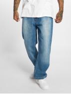 Dangerous DNGRS Jeans baggy Aramis blu