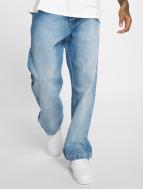 Dangerous DNGRS Jeans baggy Drawstring blu