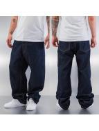 Dangerous DNGRS Jeans baggy Points indaco