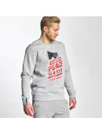 Dangerous DNGRS PeaceMaker Sweatshirt Grey Melange