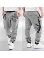 Dangerous DNGRS Jogging pantolonları Gun II gri