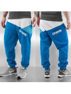 Dangerous DNGRS joggingbroek Taro blauw
