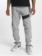 Dangerous DNGRS joggingbroek Lemon grijs