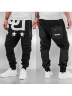 Dangerous DNGRS joggingbroek Big Logo zwart