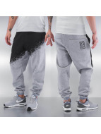 Dangerous DNGRS Jogginghose Two Tone grau