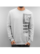 Dangerous DNGRS Jumper Ironneck grey