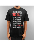 Juwan T-Shirt Black...
