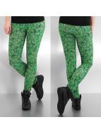 Dangerous DNGRS Legging Hemp groen