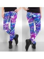 Dangerous DNGRS Legging Galaxy violet