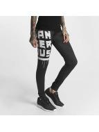 Dangerous DNGRS Legging Smear zwart