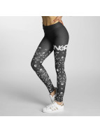 Dangerous DNGRS Leggings Skull noir