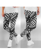 Dangerous DNGRS Leggings/Treggings Parental czarny