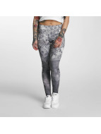 Dangerous DNGRS Leggings/Treggings Moneyindasky czarny