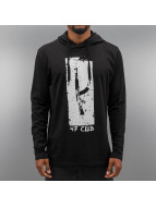 Dangerous DNGRS Longsleeve 47 Club black