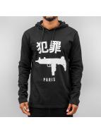 Dangerous DNGRS Longsleeve Paris schwarz