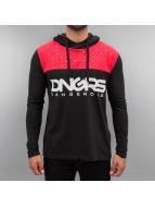 Dangerous DNGRS Maglietta a manica lunga Timer nero
