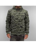 Dangerous DNGRS Manteau hiver Camo camouflage