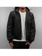 Dangerous DNGRS Manteau hiver Hooded noir